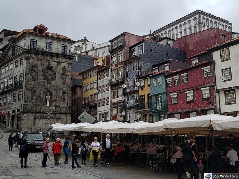 Ribeira - O que fazer no Porto, Portugal