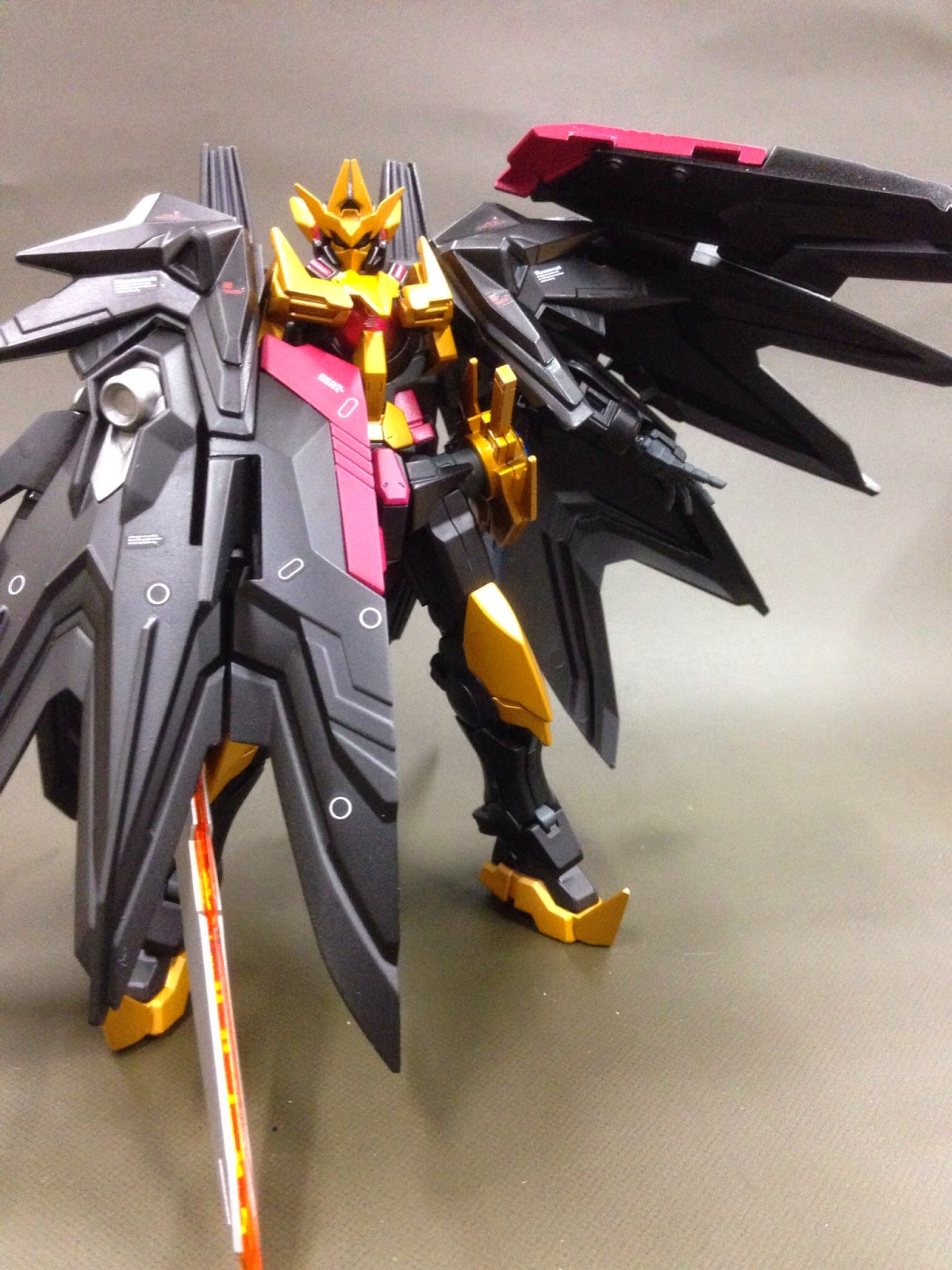 gundam exia dark matter custom - photo #7