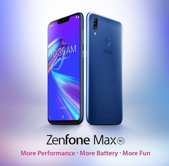 Asus ZenFone Max M2 - Blog Mas Hendra