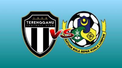 Live Streaming Terengganu vs Kuala Lumpur Liga Super 26.6.2019
