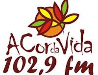 Rádio A Cor da Vida FM 102,9 de Vitória ES