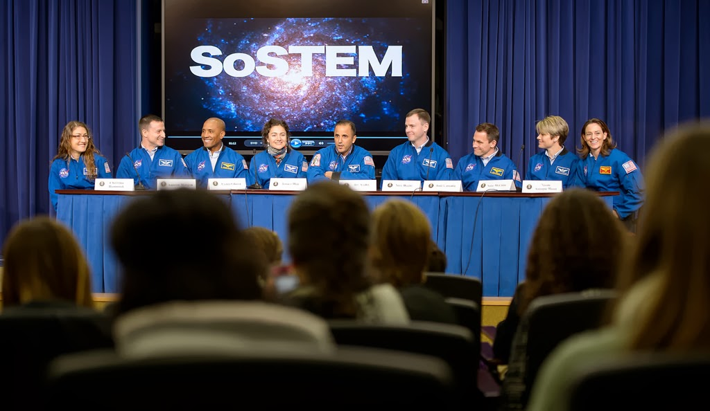 Astronomy and Space News - Astro Watch: NASA's Astronaut ...