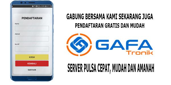 Server Pulsa Termurah gafatronik.com