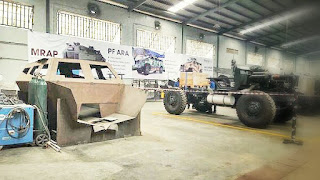 engineers outfit the tatra chassis to the proforce ara mrap