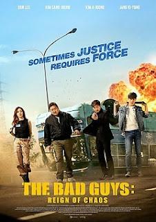 Bad Guys The Movie 2019 KOREAN