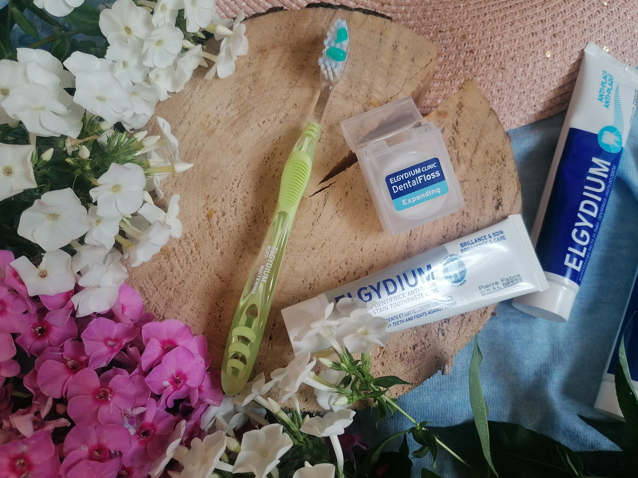 pierre fabre oral care pasty wybielające elygydium