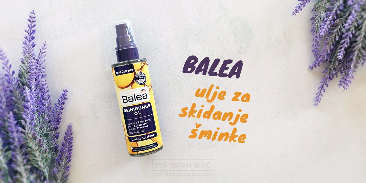 Balea Reinigungs ol review / Balea ulje za skidanje šminke recenzija utisci blog