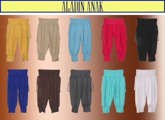 Elsha Fashion Celana Legging Anak