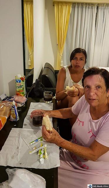 Nosso jantar no hotel - Diário de bordo: 4 dias em Cartagena, Colômbia