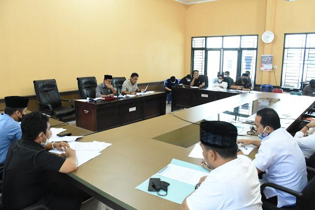 Komisi III DPRD Sinjai Raker dengan Mitra Kerja