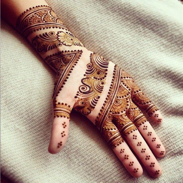 75+ Latest arabic mehndi designs for hands || Henna patterns
