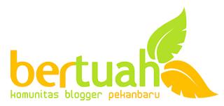 logo Bertuah komunitas blogger pekanbaru