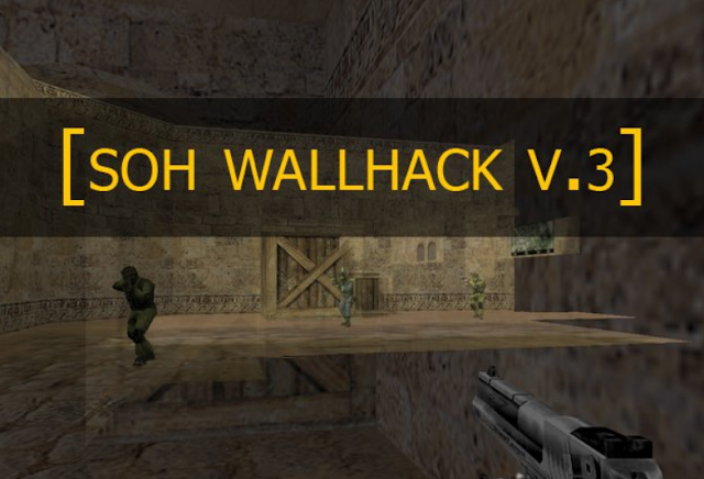 Чит Wh для CS 1.6 steam