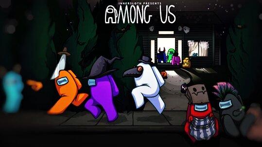 تحميل ملف apk لعبة Among Us الاصدار الجديد مجانا للاندرويد