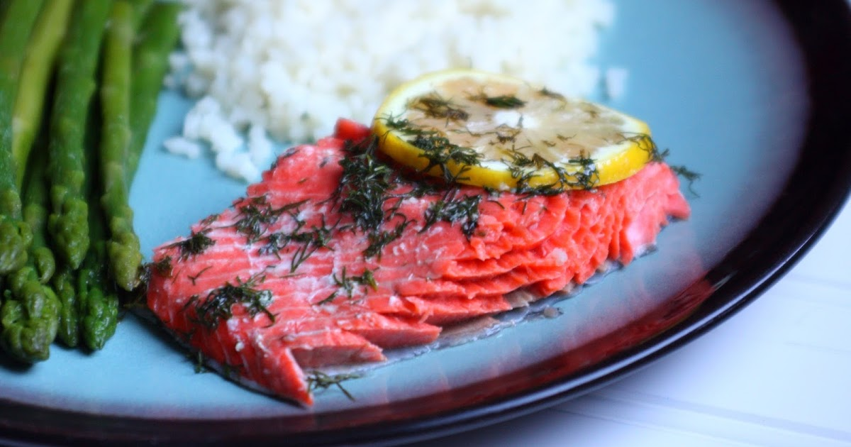 lemon dill baked salmon aip lowfodmap paleo whole 30