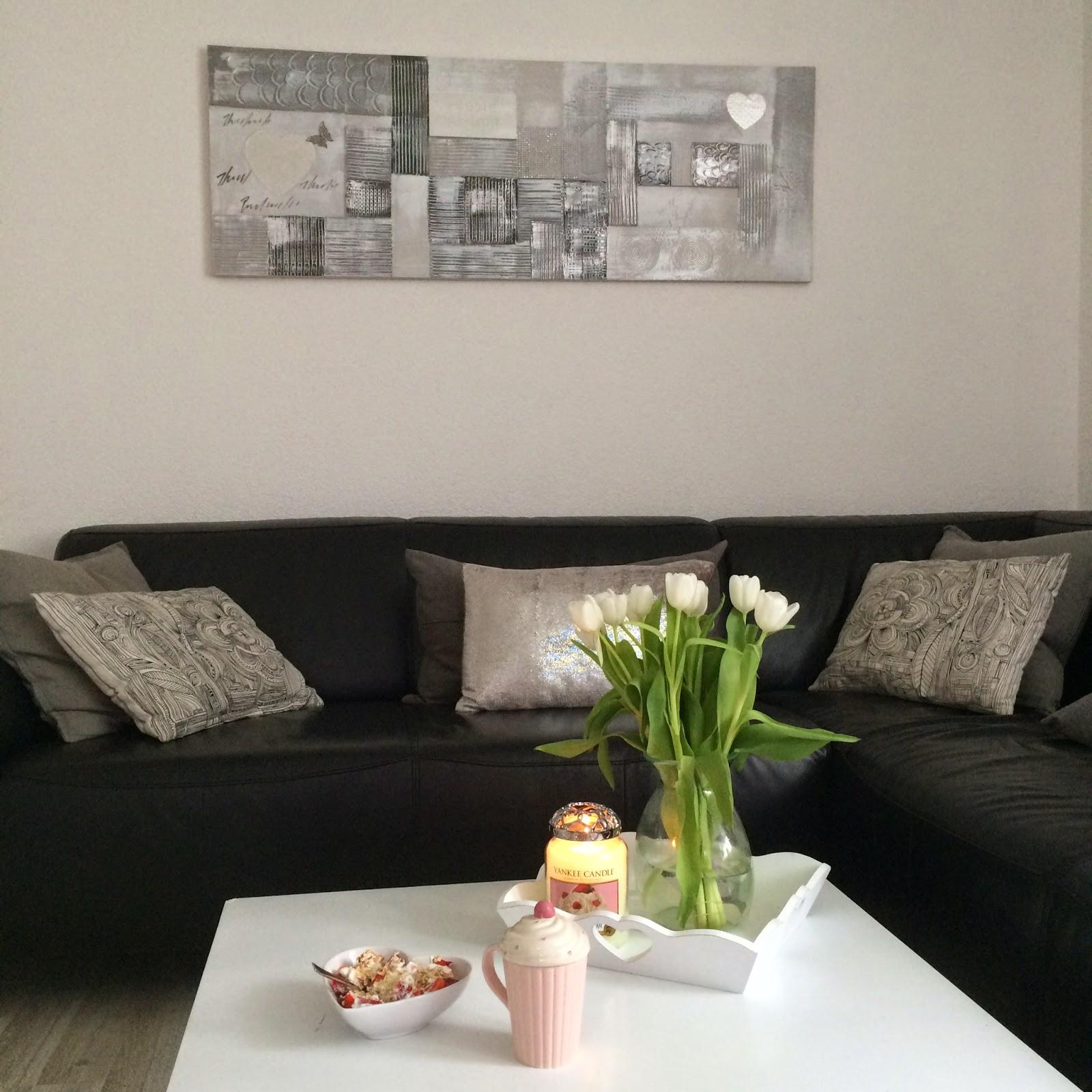 salon gris scandinave. Black Bedroom Furniture Sets. Home Design Ideas
