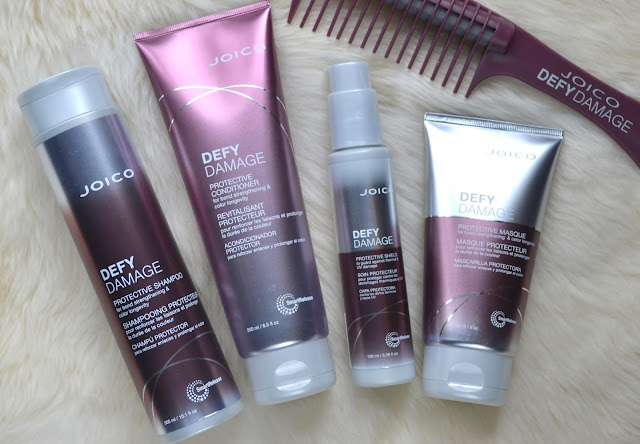 Joico Defy Damage Collection