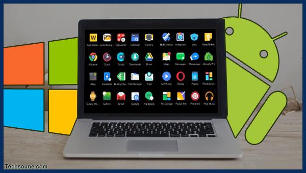 شرح كيفية تثبيت وتشغيل نظام Android على الكميبيوتر