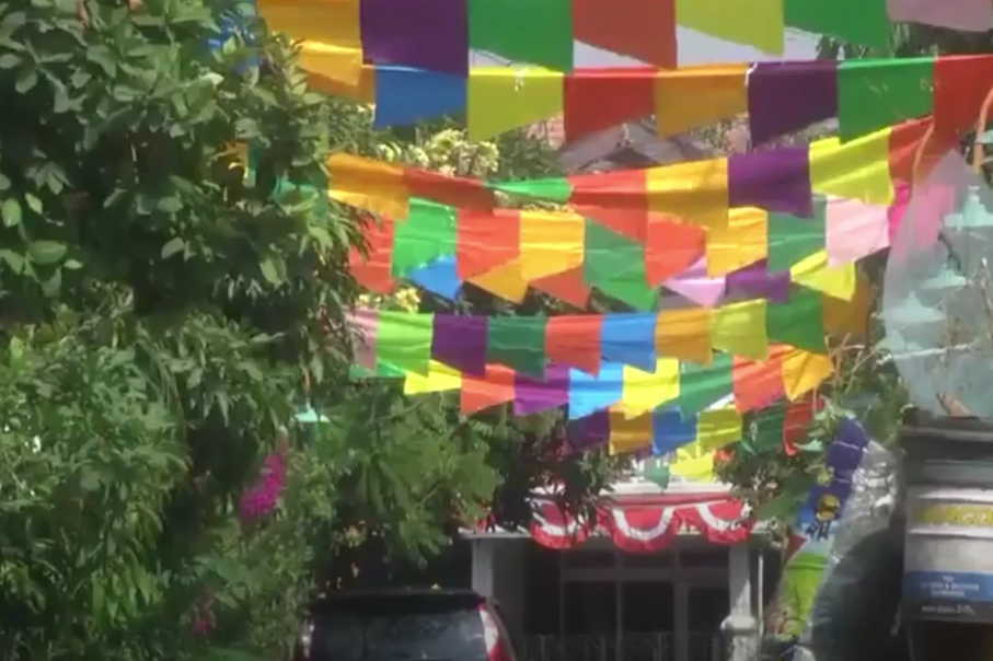 12 Cara Menghias Kampung 17 Agustus Yang Unik dan Menarik
