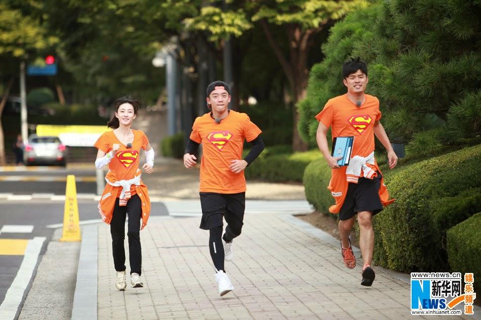 New sneak peak of Angelababy in 'Running Man' | China ...