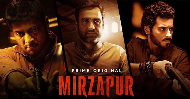 Watch Mirzapur Web Seris For Free On Prime Video