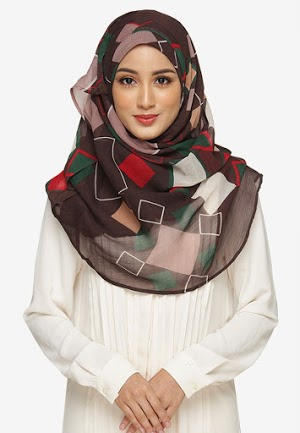 Rainbow Hijab