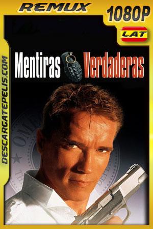 Mentiras verdaderas (1994) 1080p BDRemux Latino – Ingles