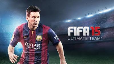 لعبة كرة القدم فيفا FIFA 15 Soccer Ultimate v1.7.0 كاملة للاندرويد