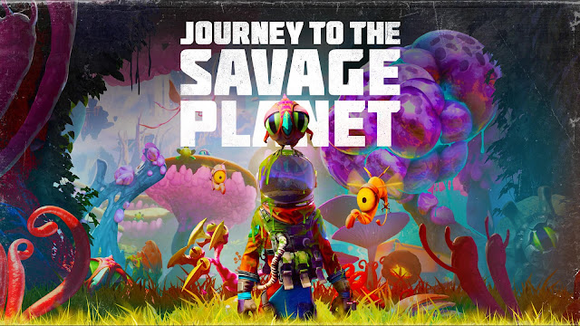 تحميل لعبة journey to the savage planet للكمبيوتر مجانا