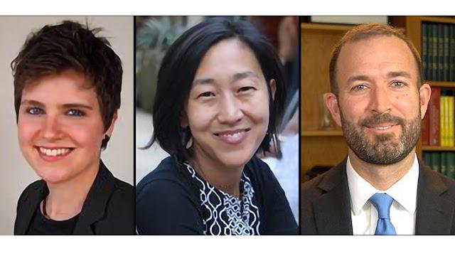 Um Podcast com os Drs. DeJong, Chen e White 5