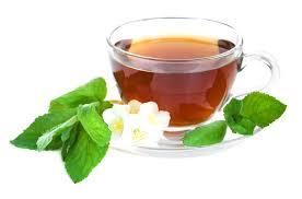 pippermint tea