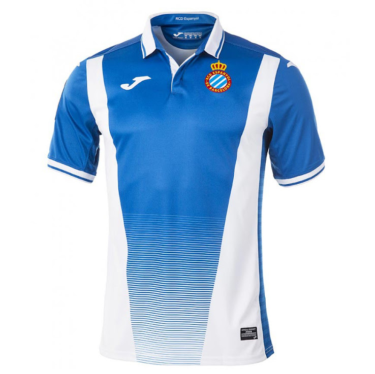 9499122683a Espanyol 17-18 Home, Away & Third Kits Released - Footy Headlines