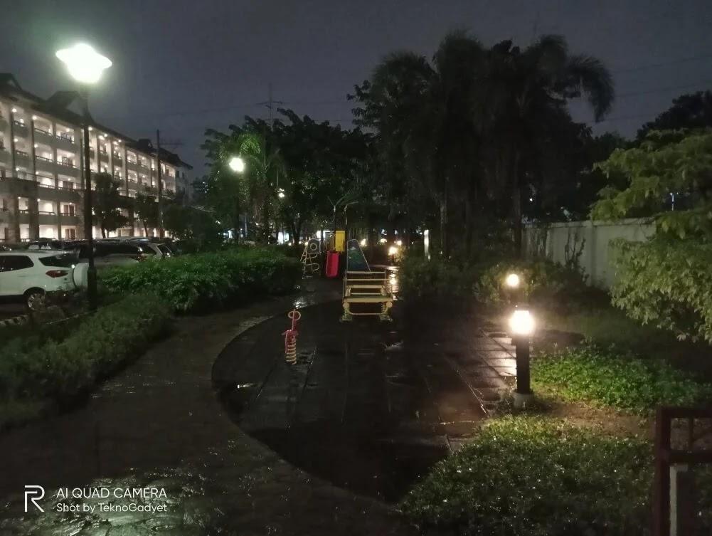 Realme C15 Camera Sample - Night, HDR+Chroma
