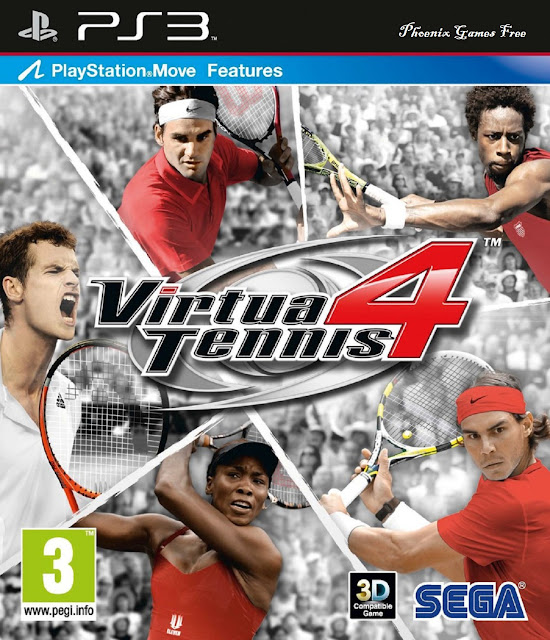 Phoenix Games Free Descargar Virtua Tennis 4 Ps3 Mega Google Drive