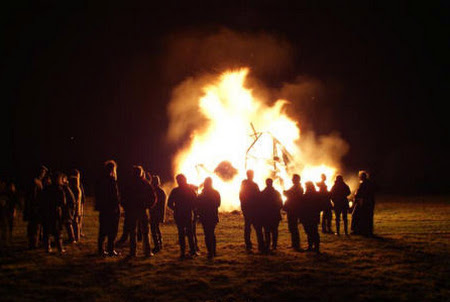 What remains after the bonfire: How do we define success of an event?