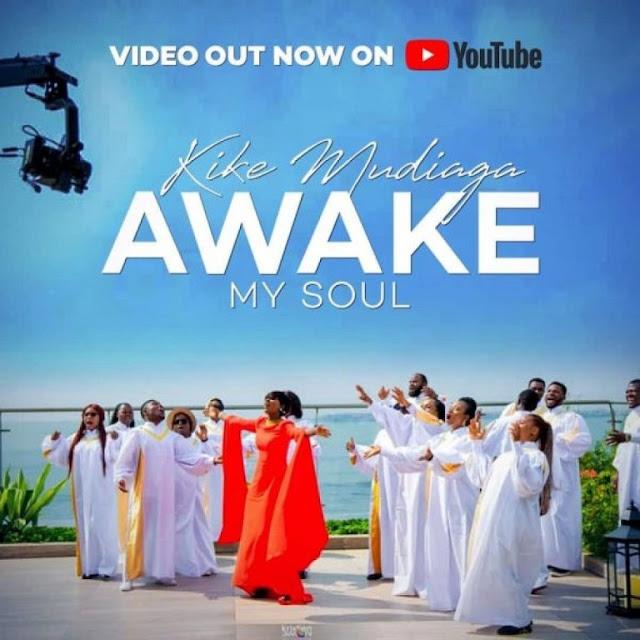 Kike Mudiaga – Awake My Soul