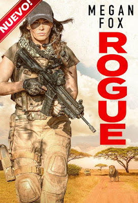 Rogue 2020 DVD R1 NTSC Latino