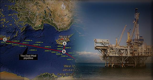 Κοιτάσματα και EastMed αλλάζουν τον ενεργειακό χάρτη