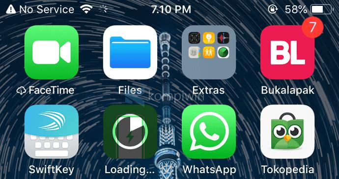 matikan update otomatis aplikasi games