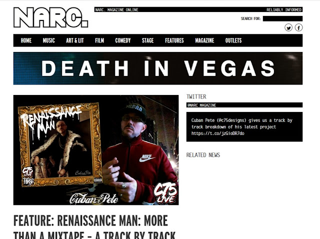 http://narcmagazine.com/feature-renaissance-man-more-than-a-mixtape-a-track-by-track-walk-through-by-cuban-pete/