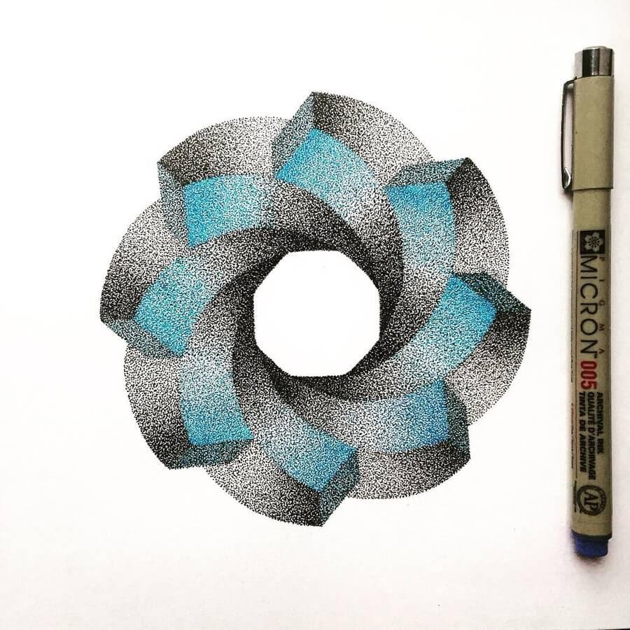 08-Bleu-et-noir-Stippling-Drawings-Ilan-Piotelat-www-designstack-co