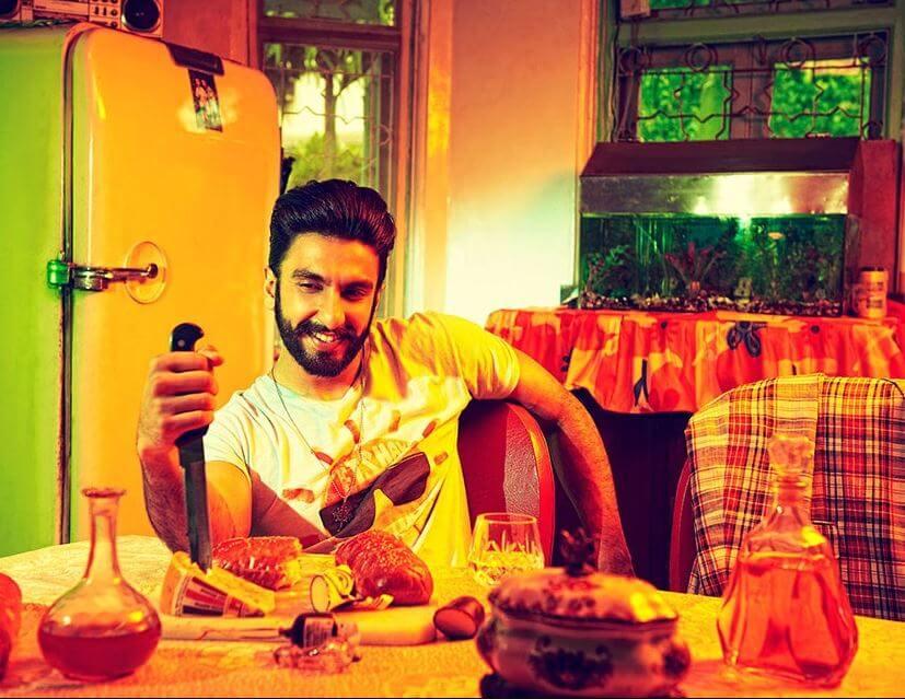 Ranveer Singh hot