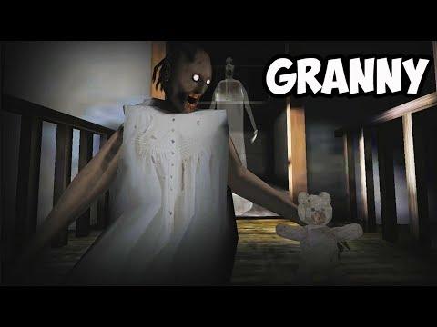 لعبة جراني granny 2 مراحل جديدة داخل اللعبة الأكثر رعبا