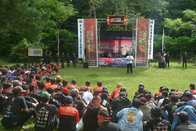 Jambore BPK Oi Kabupaten Sukabumi