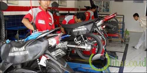 Bisnis Otomotif (Reparasi dan Modifikasi)