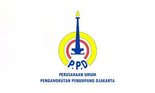 Lowongan  Kerja Perum PPD Jakarta Tingkat SMA SMK D3 S1 Januari 2020