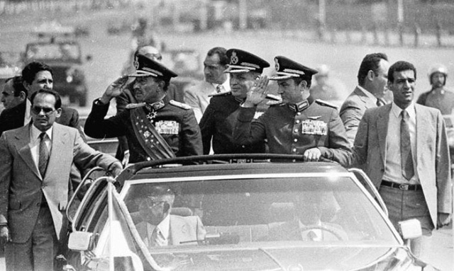 Presiden Anwar Sadat