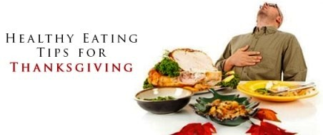 Healthy Tips For Thanksgiving Everyday