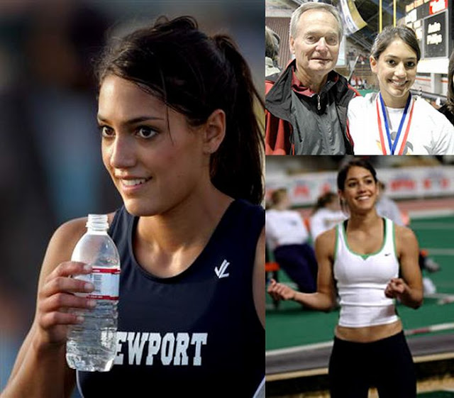 Allison Stokke Latest News Photos And Videos: American Track And Field Athlete