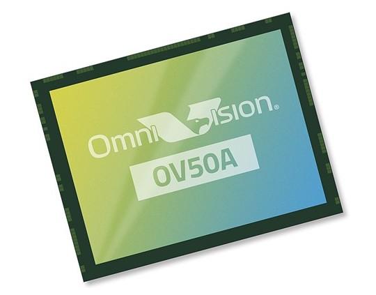 Новый сенсор OmniVision OV50A